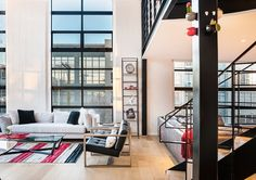 Vancouver's Sexiest Loft by Victoreric