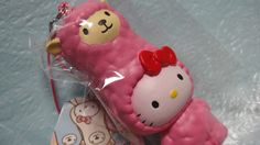 Hello Kitty x Pink Alpaca squishy. ^-^ Sooo cute!!    If anything, pls. contact me at mailto:yd8786@gma... ^-^*