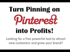 https://m.facebook.com/forallthelittlecouplefans/ How To Make Money By Driving Traffic From Pinterest-Video 1 - YouTube