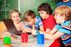 9 zabaw pobudzających innowacyjne myślenie u dzieci