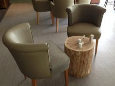 Contract Furniture supplied to The Boathouse Restaurant, Glasgow