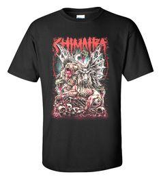 Chimaira T-shirt M/L/XL/2XL/3XL Clothing Tshirt