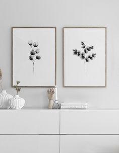 affisch-svartvitt-hall i gruppen Inspiration / Perfect pair hos Desenio AB (insp8269)