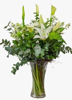 Gauteng Flower & Gift Delivery for all occasions. Whether you are looking for luxury or budget, our flower shops have what you are looking for. Sympathy Flowers, Serenity, South Africa, Flower Arrangements, Glass Vase, Gift Delivery, Herbs, Gifts, Home Decor