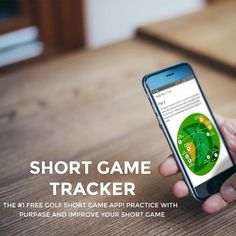 """Get the Golf Short Game Tracker to analyse and improve your short game! Download the app at http://www.golfshortgametracker.com…"""