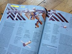 """Wired Italia """"Space"""" [May 2013] by Timothy J. Reynolds, via Behance"""