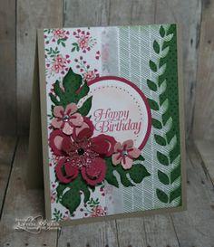 Botanical Birthday Blossoms