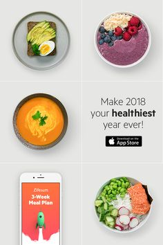Feel good about yourself in 2018. Kickstart your health journey with Lifesum's simple keto diet program, and become the best version of yourself!