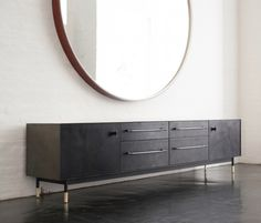 FURNITURE | BRONZE MID CREDENZA | BDDW
