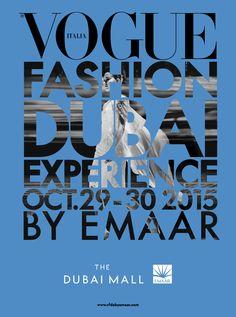 Vogue Dubai Fashion Experience 2015
