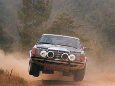 1980 Mercedes-Benz Carlsson 280CE (C123)