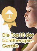 Die Top10 der Lichttherapie-Geräte