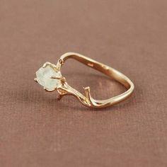 branch gem ring