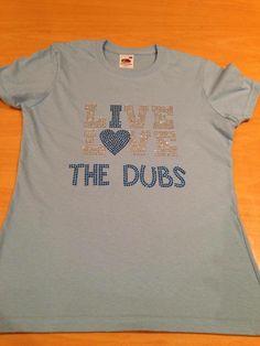 Dublin rhinestone t shirt