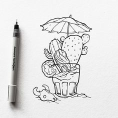 As ilustrações de bolso de Dario Anza