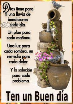 Plans, Fountain, Garden Sculpture, Outdoor Decor, Gifs, Anna, Happy Birthday, Water Fountains, Presents