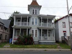 157 Genesee St, Geneva, NY 14456 | MLS #R1347543 | Zillow Geneva Ny, Composite Siding, Thermal Windows, Asphalt Shingles, Realtor Logo, Historic Architecture, 1 Bedroom Apartment, Home And Family, Real Estate