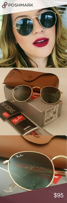 1b0e90f3757 🚩SALE🚩💯% AUTHENTIC RAY-BAN ROUND CLASSIC LENS 🚫Low ball offers