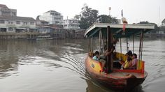 Ayutthaya - the ferry to cross the river Ayutthaya Thailand, Siamese, Bangkok, 18th Century, Travel Photos, Tower, Boat, Rook, Dinghy
