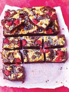 Jamie Oliver - Erdnussbutter-Brownies