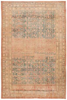 Antique Oriental rug, Khotan Oriental carpet #44997  http://nazmiyalantiquerugs.com/antique-rugs/khotan/