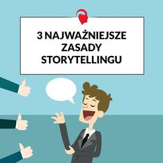 Jeśli pracujesz w #marketing, warto znać te 3 zasady #storytelling sprawnymarketing.pl/zasady-storytelling