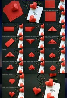 Everybody knows about origami, the Japanese art of paper folding. But what is it that can make origami so magical, … Instruções Origami, Paper Crafts Origami, Origami Design, Paper Crafting, Origami Hearts, Oragami, Origami Mobile, Origami Toys, Origami Ideas