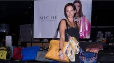 Hollywood's got MICHE fever. Miche was sharing the love at pre-Emmy events this weekend! This is Boti Bliss from CSI Miami. FASHION & FUN! ‪#‎emmys‬ ‪#‎miche‬ ‪#‎fallfashion‬ ‪#‎emmys2014‬