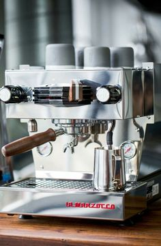 La Marzocco Linea Mini. Coffee, Tea & Espresso Appliances - http://amzn.to/2iiPu7K