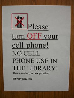 14 Best Bad Library Signage images | Library signage, Library ...