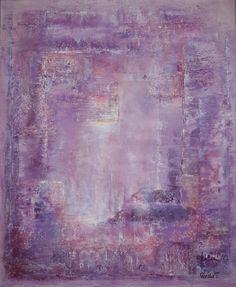 Nådens innstrømning 60x50 cm.Akryl og papir på lerret m/ strukturer (mixed media).  Bildet går i fargene: Vanilje, fersken, rød-orange, syrin, lilla, deep purple, plomme, bordeaux.  For å se detaljer eller strukturer osv. i maleriet, kan du klikke opp bildet og bevege musepekeren over bildet. Norway, Abstract Art, Artwork, Painting, Abstract, Photo Illustration, Work Of Art, Auguste Rodin Artwork, Painting Art