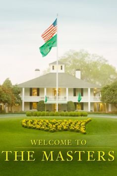 Welcome to The Masters. #Augusta #Georgia - Augusta National Golf Club founded by Bobby Jones.