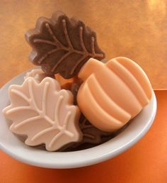 Fall Shea Butter Soap