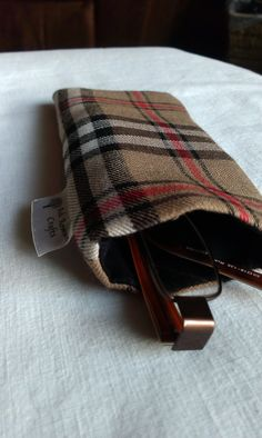 A nice  relaxing afternoon using up remnant fabrics. I love these little glasses cases!