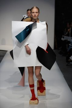 London College of Fashion BA 2015 – Marc Mok