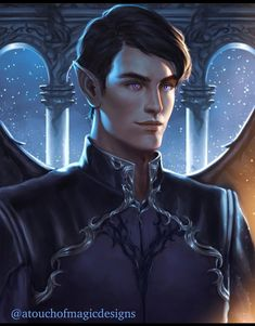 A Court Of Wings And Ruin, A Court Of Mist And Fury, Book Characters, Fantasy Characters, Fictional Characters, Sara J Maas, Feyre And Rhysand, Bat Boys, Sarah J Maas Books