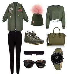 """""""Untitled #2"""" by lubomiradimitrova on Polyvore featuring EAST, WithChic, 8 Other Reasons, Givenchy, CLUSE and Max&Co."""