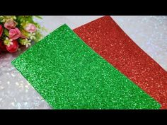 Esferas Navideñas🎄 de ultimo minuto FÁCIL y RÁPIDO 🎅 - YouTube Christmas Door Decorations, Christmas Ornaments To Make, Christmas Crafts, Christmas Tree, Foam Sheets, Foam Crafts, Rug Hooking, Make It Yourself, Diy