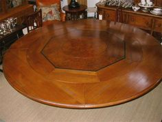 Large Lazy Susan How To Make A Large Wood Lazy Susan  Youtube  Fixer Upper