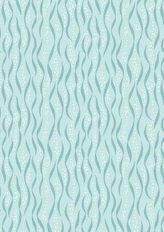 Shells Beach Sewing Fabric Shore Thing 100/% cotton fat 1//4s 22072