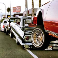 Classic Car News Pics And Videos From Around The World Arte Lowrider, Lowrider Trucks, 64 Impala Lowrider, Chevrolet Impala, Chevy Silverado, Hydraulic Cars, Old School Cars, Pedal Cars, Us Cars