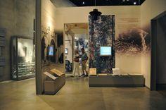 """Museo de la Historia del Holocausto, Yad Vashem. Galería 6 - La """"solución final"""""""