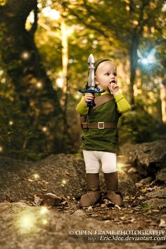 CUTE! Legend of Zelda: Young Link