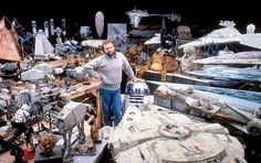 Star Wars: Return of the Jedi - lots of models