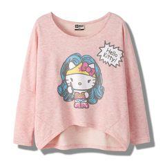 Hello Kitty X DC