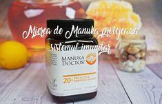 Mierea de Manuka este un produs ce întărește sistemul imunitar, totodată oferind consumatorului posibilitatea de a trăi sănătos! #miereademanuka #sănătate Sport, Beekeeping, Deporte, Sports