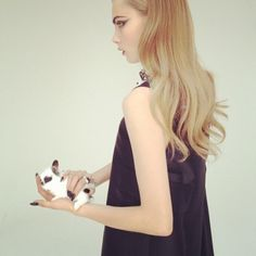 Cartier with bunny - Pussycat, Pussycat - SHOWstudio - The Home of Fashion Film and Live Fashion Broadcasting