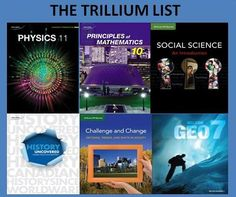 The Trillium List is a list of English and French language resources and textbooksapproved by the Ontario Ministry of Education for use in Ontario classrooms. The Ontario Ministry of Education's d…