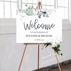 This Greenery Wedding Invitation Bundle is an INSTANT DOWNLOADABLE and FULLY EDITABLE TEMPLATE. Wedding Hashtag Sign, Wedding Signs, Wedding Cards, Wedding Invitations, Brunch Wedding, Home Wedding, Wedding Stuff, Wedding Ideas, Elopement Reception