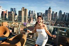@5th Avenue Digital Photography New York City Skyline